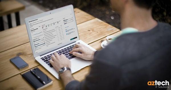 Microsoft Secure Score - AZTech IT Milton Keynes