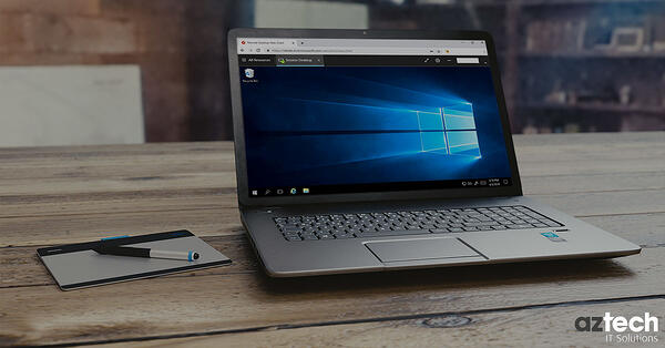 Windows Virtual Desktop AZTech IT