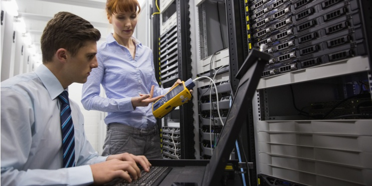 checking the security of a IT system